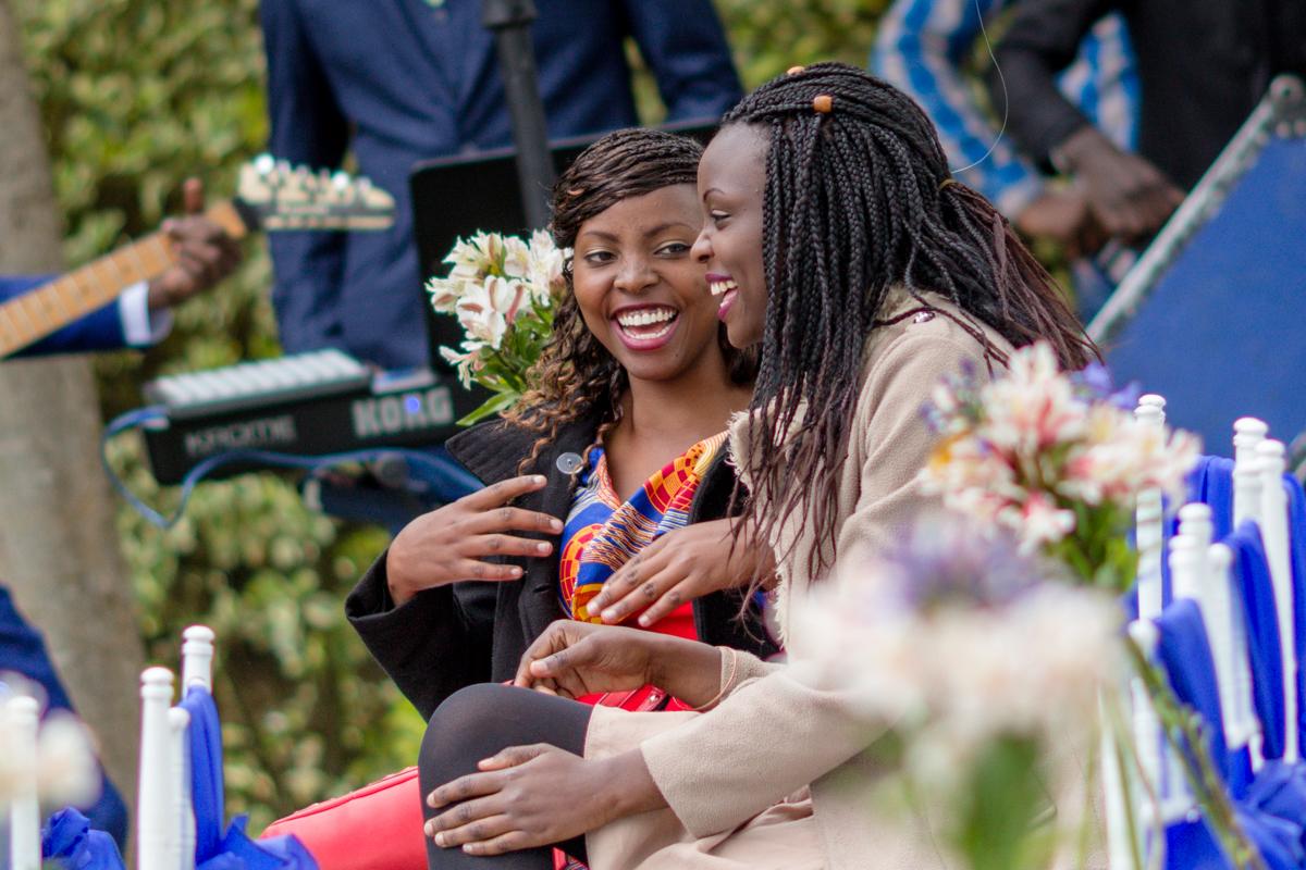 Wambui & Mwaura Nairobi Arboretum :: Calvary Worship Centre - IPHC