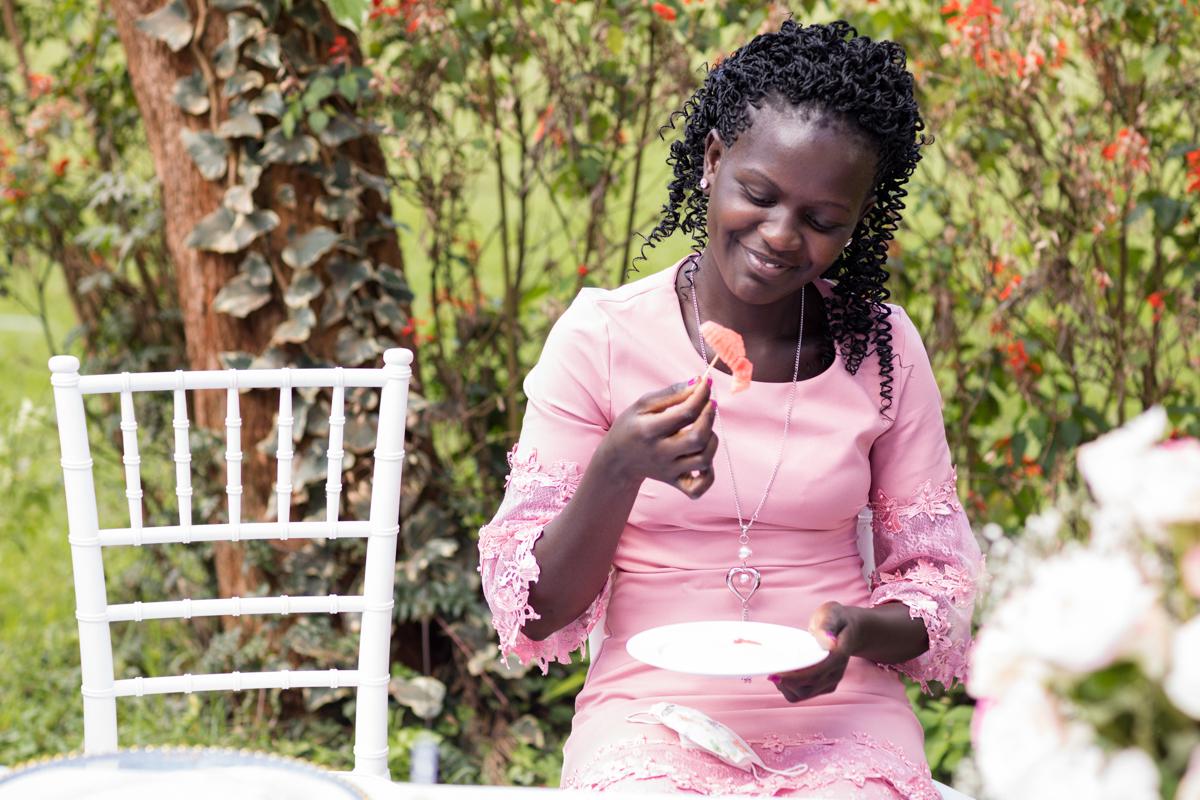 Vivian Weds Peter At Bethsaida Park Kikuyu Nderi Road