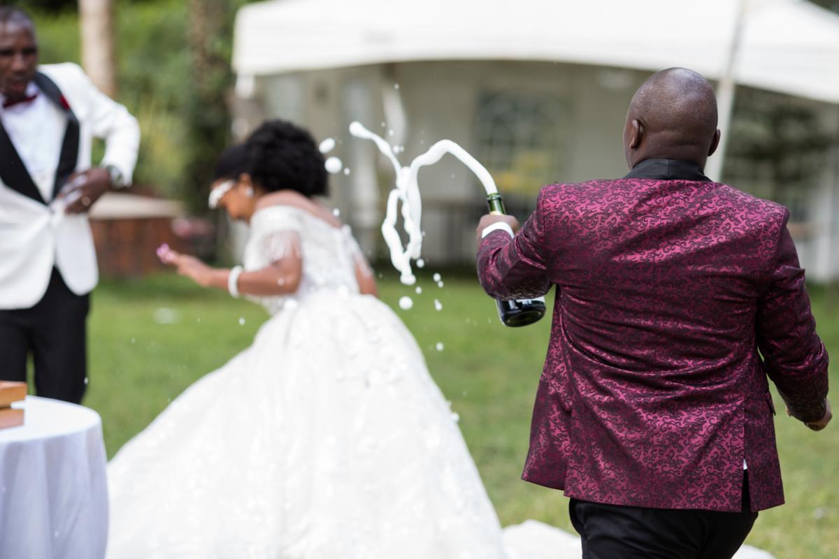 Nairobi City County Wedding Photographers By Antony Trivet