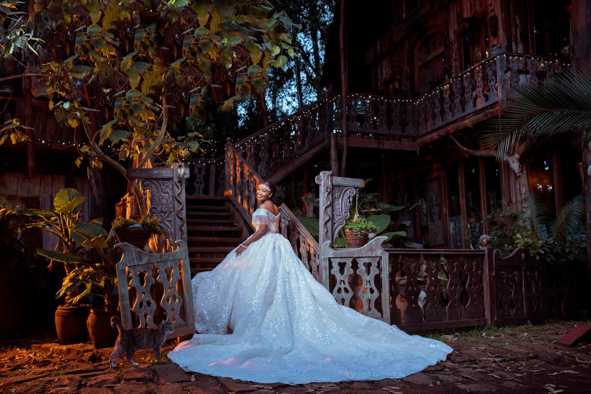 Kenya Tree House Wedding :: Bethsaida Park Kikuyu Nderi Road