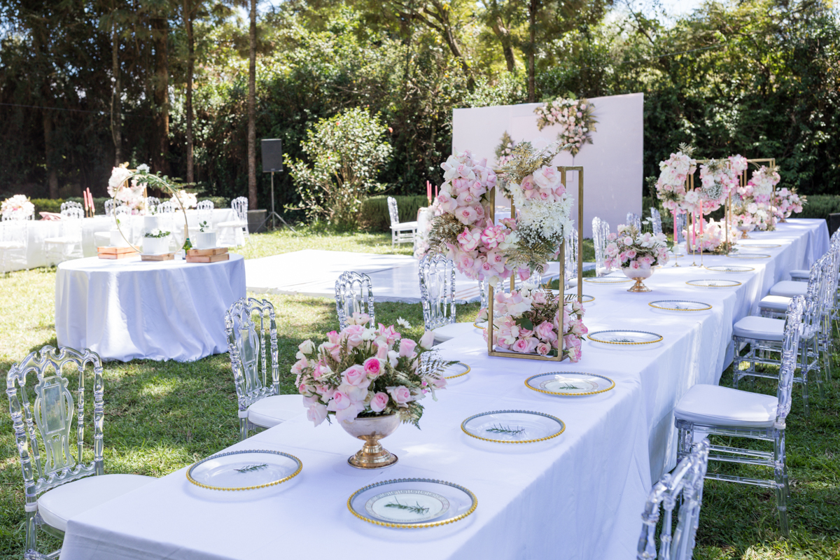 Wedding Decoration by Perfect Moments Events at the Bethsaida Park Kikuyu Nderi Road