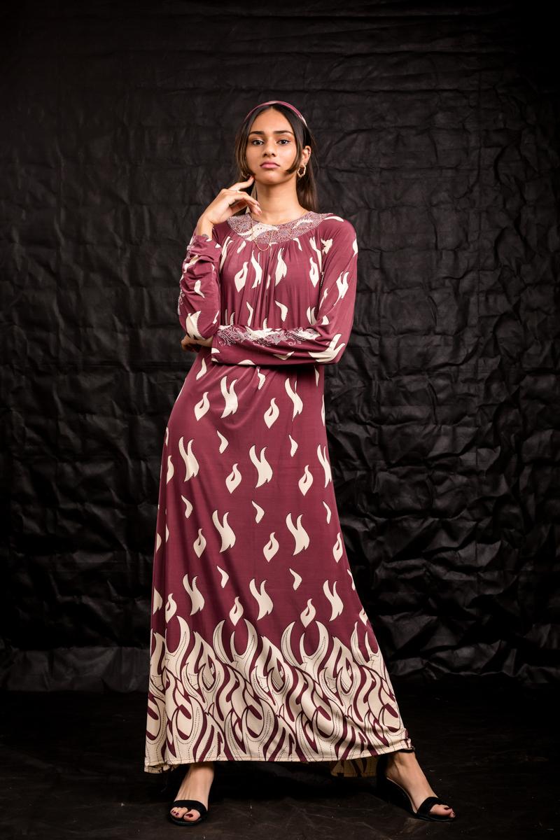 Diya Shah Of Di's Art & Design By Shenu Hooda Designs