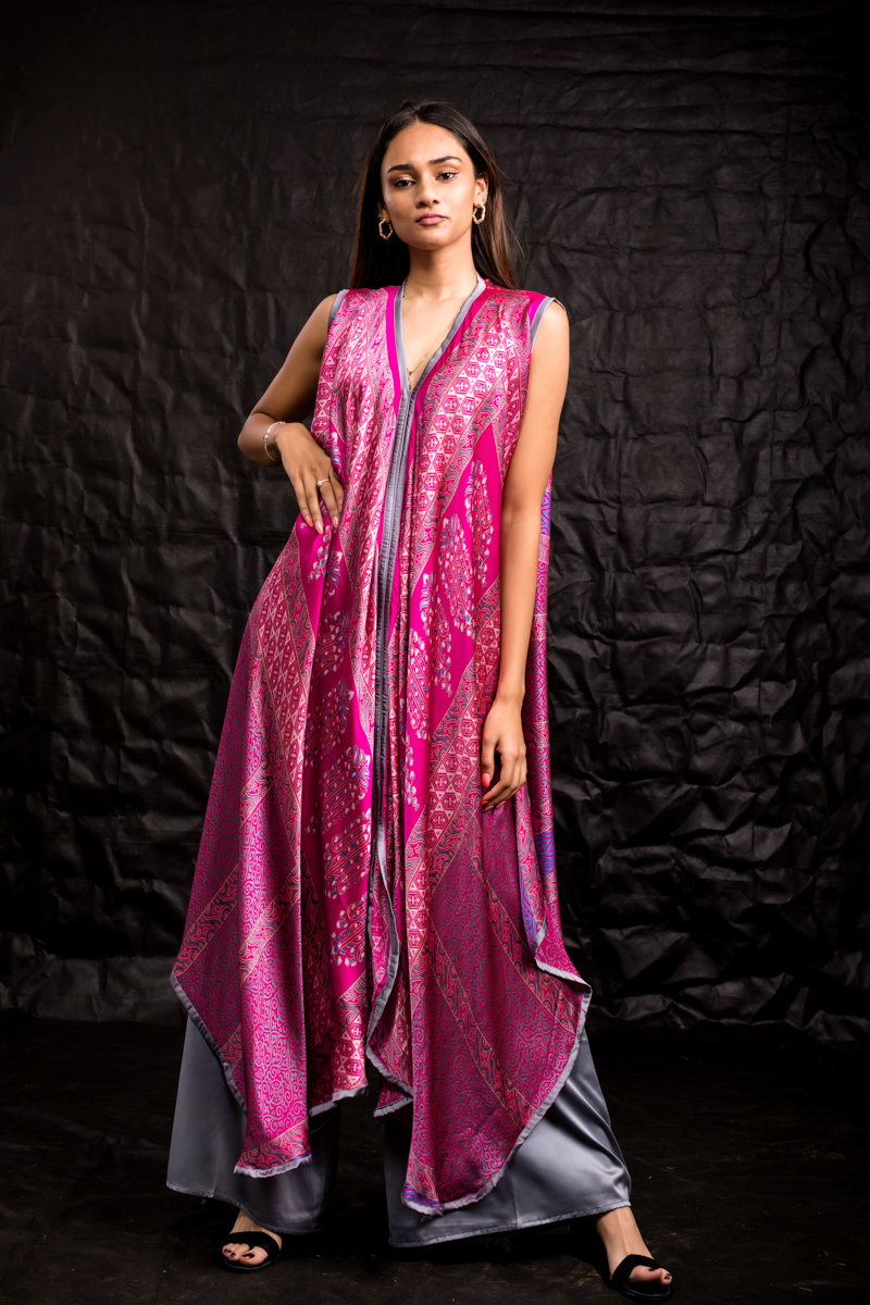 Diya Shah Of Di's Art & Design By Shenu Hooda Designs Fashion