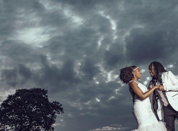 Hellen & Chris Intimate Wedding :: Kenya Institute Of Special Education